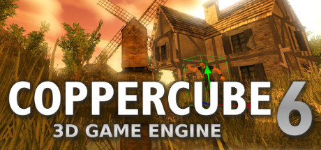 CopperCube 6 Game Engine