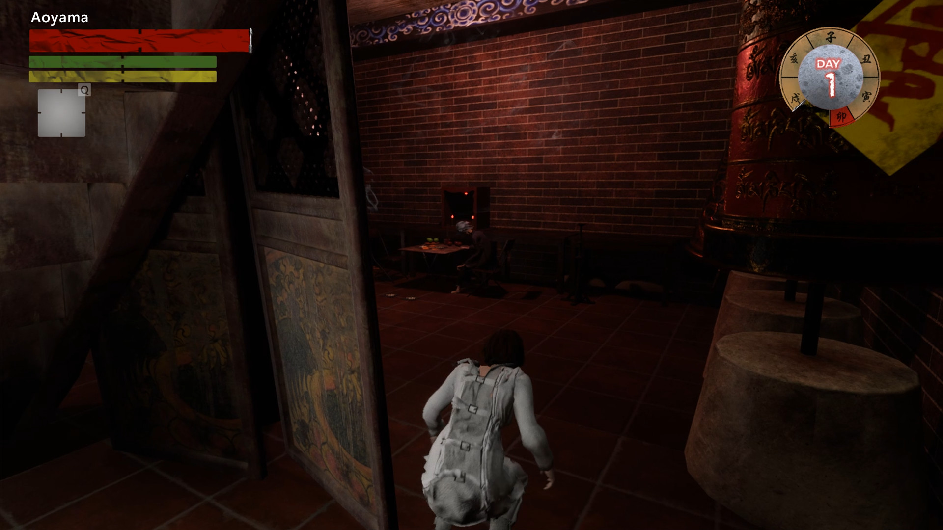 Nude video games screenshots