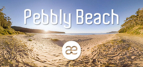 Pebbly Beach | Sphaeres VR Nature Experience | 360° Video | 6K/2D