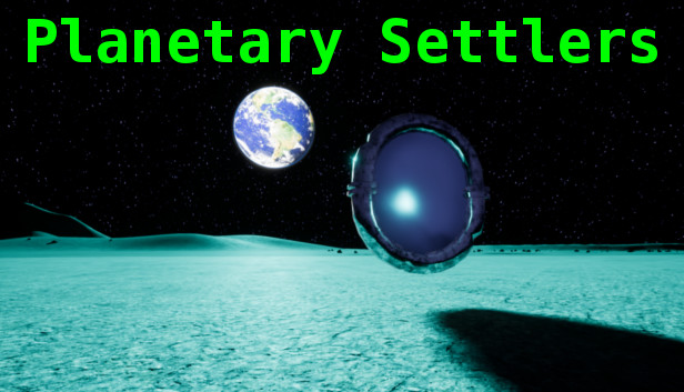 Planetary Settlers on Steam