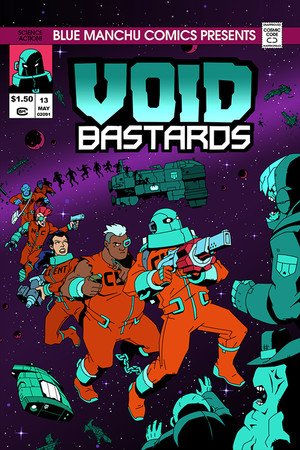 Void Bastards poster image on Steam Backlog