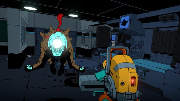 Screenshot of Void Bastards