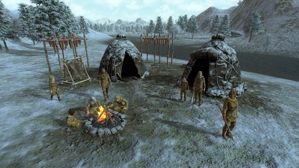 Dawn Of Man Combat ScreenShot 1