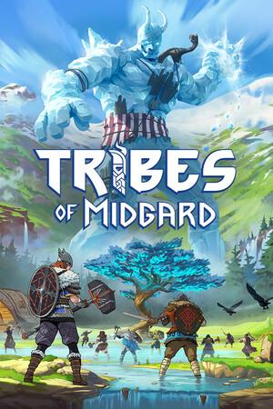 Tribes of Midgard poster image on Steam Backlog