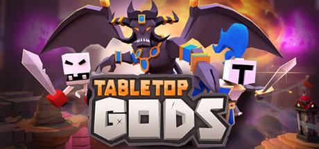 Tabletop Gods Capa