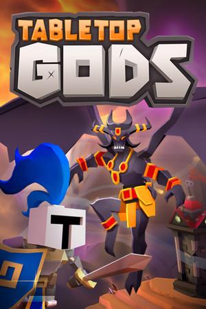Tabletop Gods poster image on Steam Backlog