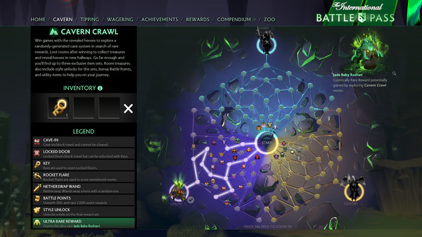 скриншот The International 2018 Battle Pass 2