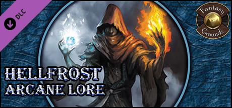 Fantasy Grounds - Hellfrost: Arcane Lore (Savage Worlds)