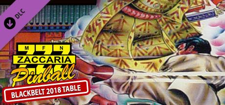 Zaccaria Pinball - Blackbelt 2018 Table - SteamSpy - All the