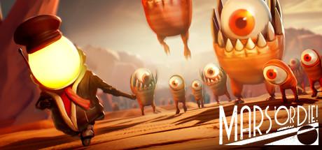 Mars or Die! banner