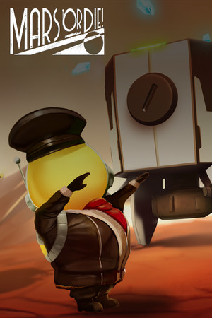 Mars or Die! poster image on Steam Backlog