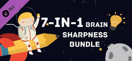 7-in-1 Brain Sharpness Bundle - Memory Table