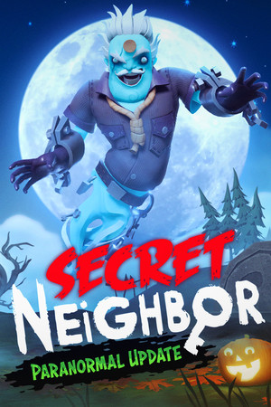 Secret Neighbor poster image on Steam Backlog