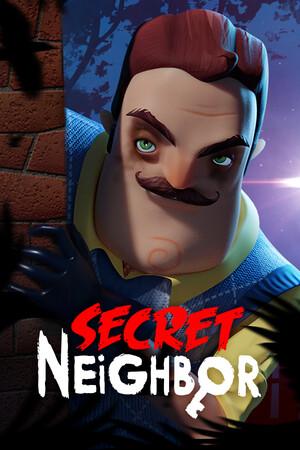 Secret Neighbor: Hello Neighbor Multiplayer poster image on Steam Backlog