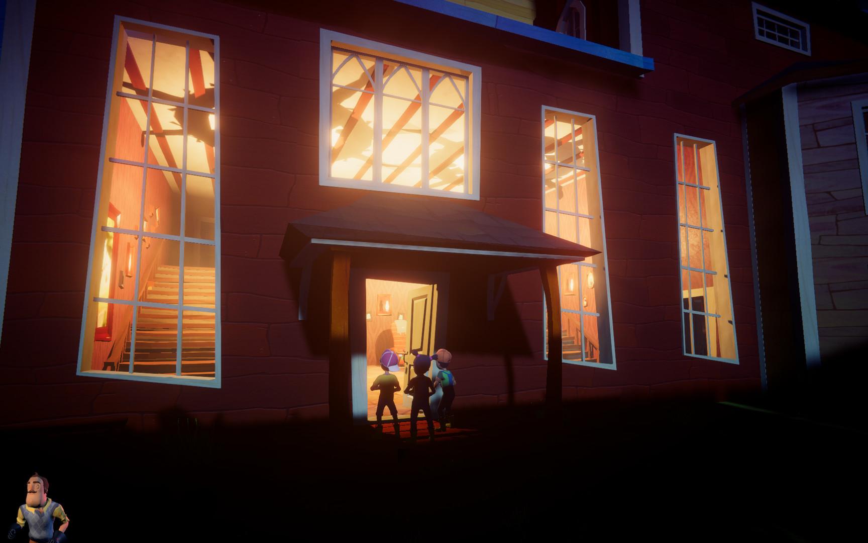 Secret Neighbor 3DM Download