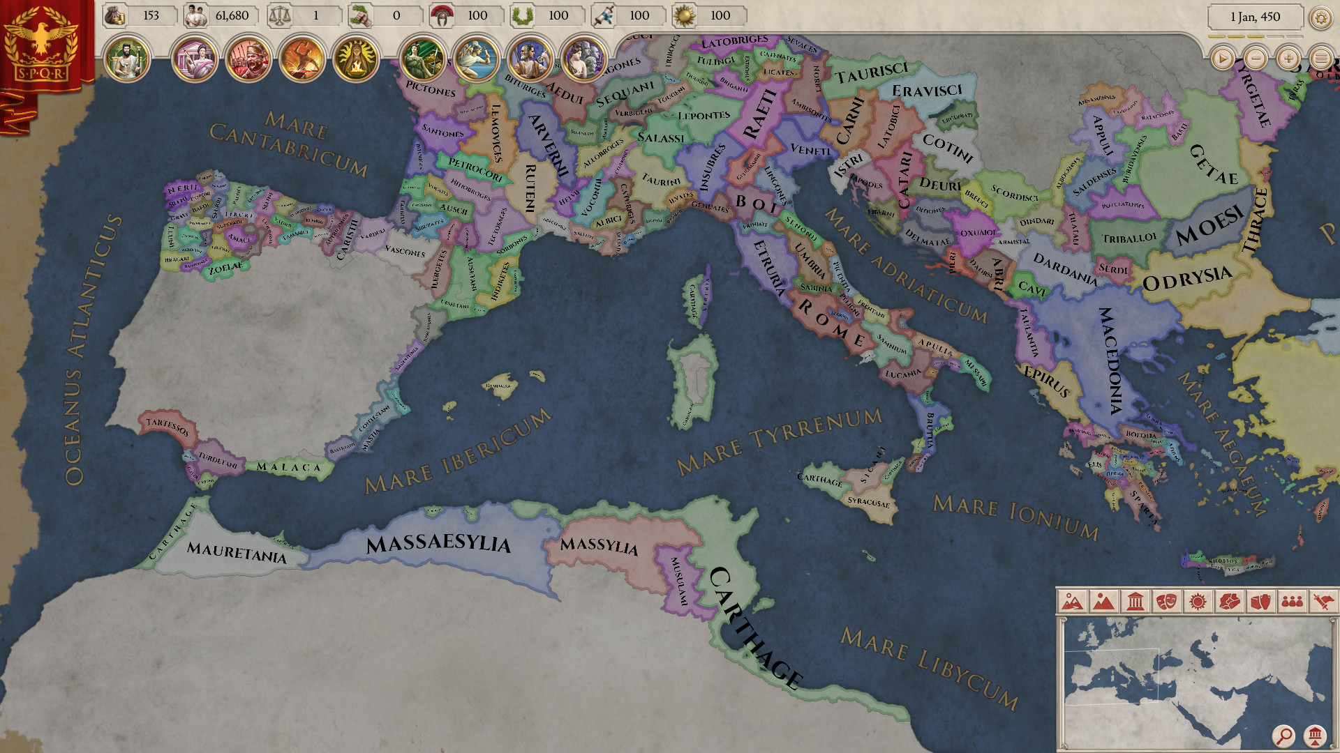 Imperator: Rome Download