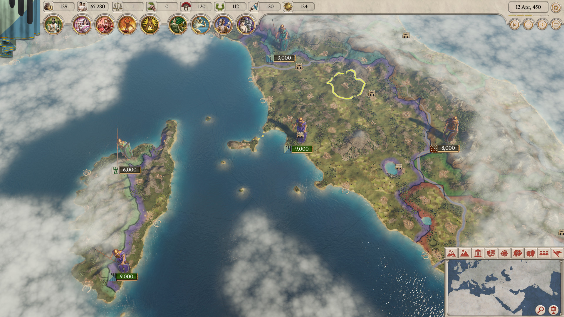 Imperator: Rome Download Skidrow
