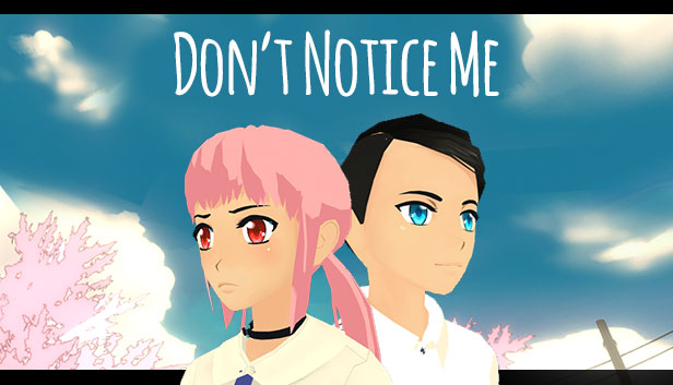 Download Don't Notice Me free download