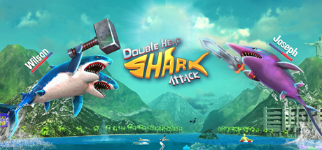 Double Head Shark Attack on Steam