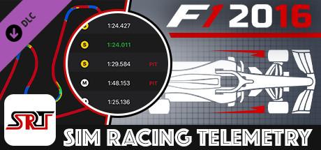 Sim Racing Telemetry - F1 2016