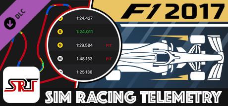 Sim Racing Telemetry - F1 2017