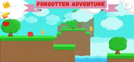 Forgotten Adventure cover art