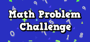 Math Problem Challenge cover art