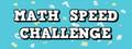 Math Speed Challenge-game