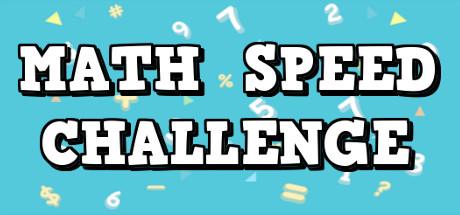 Math Speed Challenge cover art