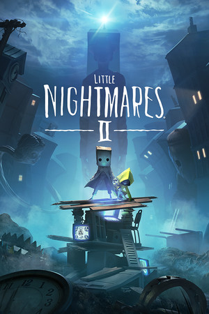 Little Nightmares II poster image on Steam Backlog