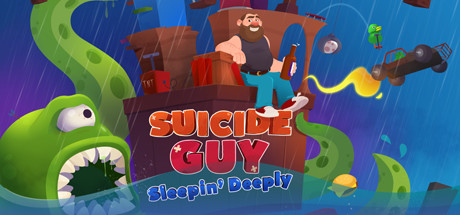 Suicide Guy: Sleepin' Deeply cover art