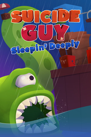 Suicide Guy: Sleepin' Deeply poster image on Steam Backlog