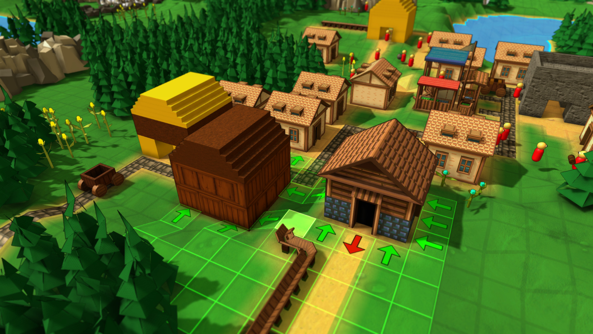 Factory Town [Alpha] [2018|Eng]