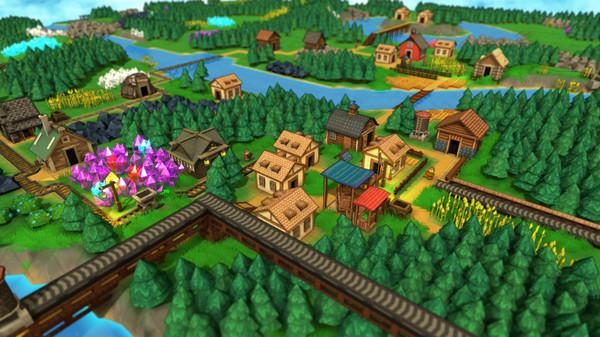 Screenshot of Factory Town