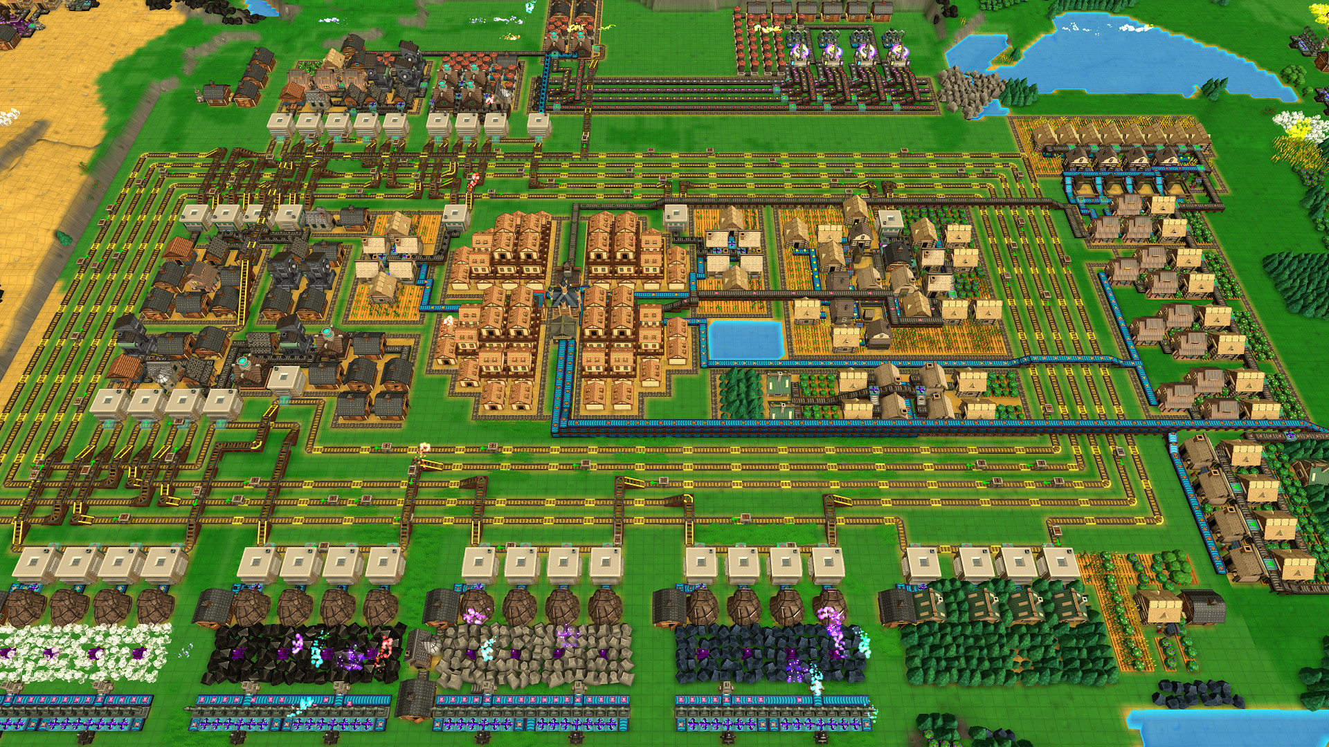 Factory Town Screenshot 2