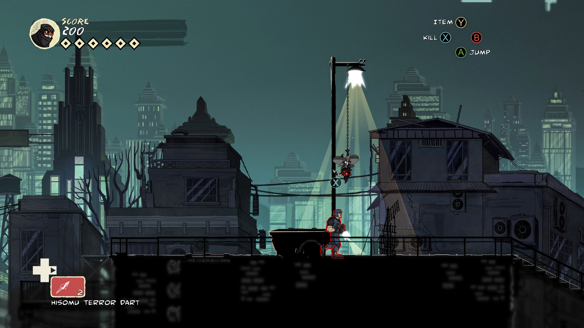 Mark of the Ninja: Remastered Screenshot 3