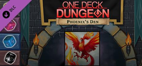 One Deck Dungeon - Phoenix's Den