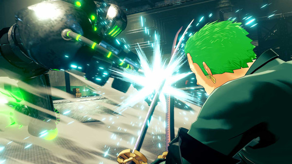 One Piece World Seeker The Void Mirror Prototype ScreenShot 2
