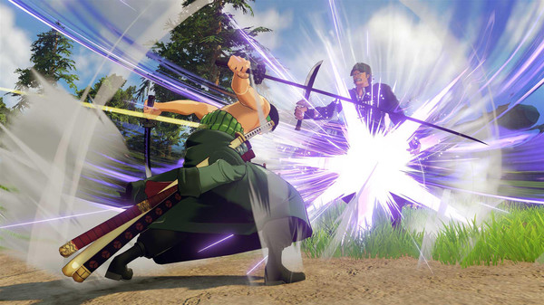 One Piece World Seeker The Void Mirror Prototype ScreenShot 1