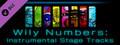 Wily Numbers: Instrumental Stage Tracks-dlc