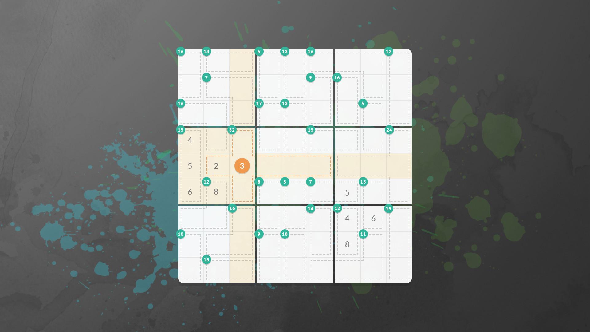 Sudoku Killer / 杀手数独
