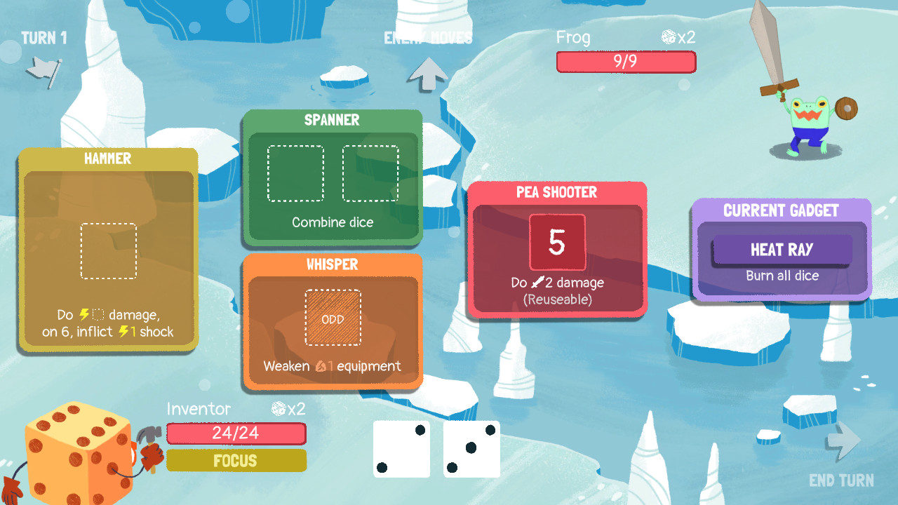 Find the best laptop for Dicey Dungeons