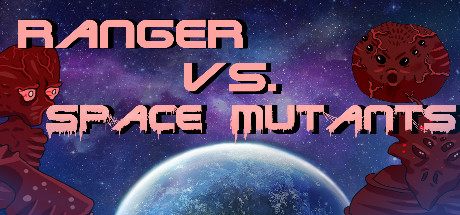 Ranger vs. Space Mutants cover art