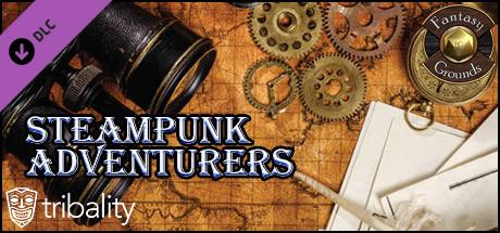 Fantasy Grounds - Steampunk Adventurers (5E)