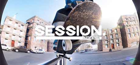 Session: Skateboarding Sim Game on Steam Backlog
