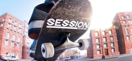 Session title thumbnail