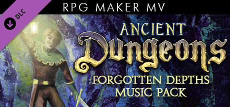 RPG Maker MV - Ancient Dungeons: Forgotten Depths