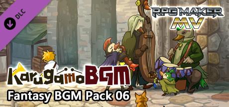 RPG Maker MV - Karugamo Fantasy BGM Pack 06