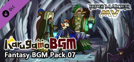 RPG Maker MV - Karugamo Fantasy BGM Pack 07 · AppID: 861752