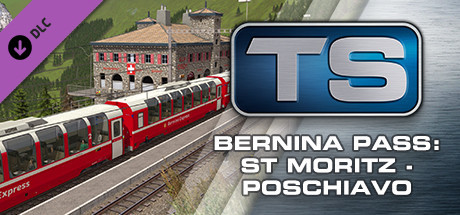 Train Simulator: Bernina Pass: St Moritz – Poschiavo Route Add-On